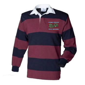 Scammell Operator Rugby Shirt